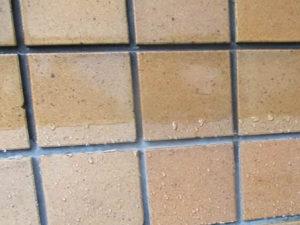 Water Proof-Cでタイルへの水の浸透は止まりました