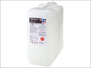 タイル用洗浄剤S3-20Lで 洗浄