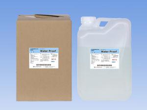 施工後、水性防水材Water Proofが開発されましたが、石材には更に効果的です
