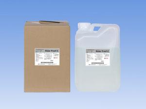 水性防水剤Water Proof-Cが採用されました