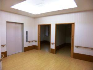 ディサービスセンター『心楽』内部