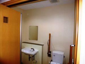 ディサービスセンター『心楽』トイレ
