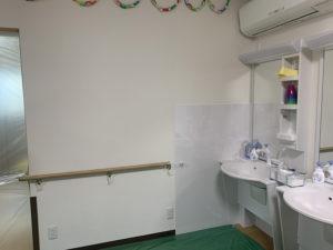 6月のディサービスのトイレ内部の様子