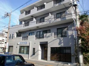新築同様の美観のラスタータイル外壁のマンションになりました。